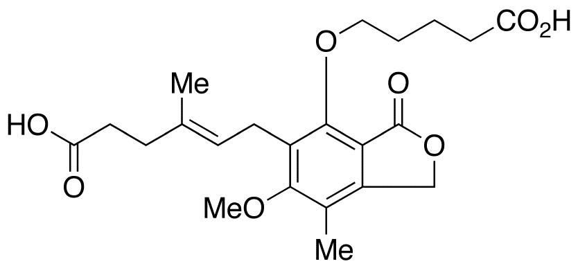 Mycophenolic Acid Carboxybutoxy Ether