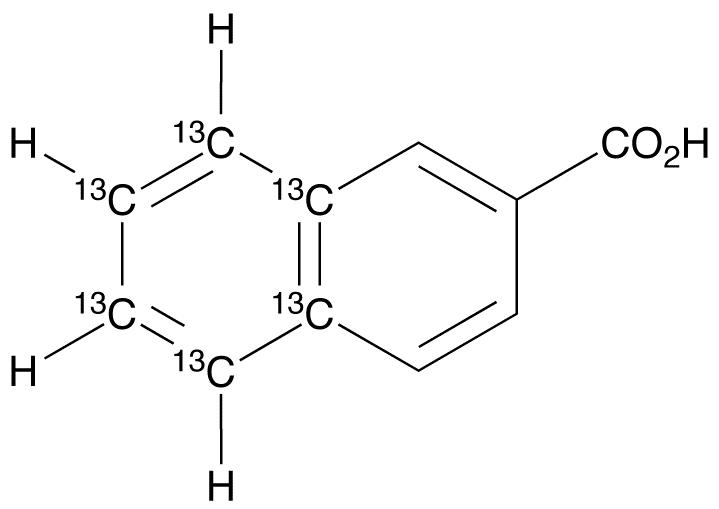 2-Naphthalenecarboxylic Acid-13C6