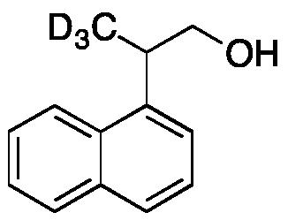 2-(1-Naphthyl)-1-propanol-d3