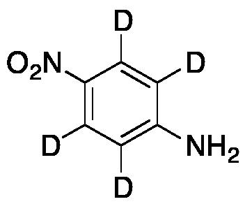 4-Nitroaniline-2,3,5,6-D4