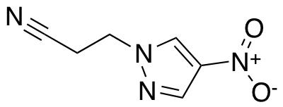 3-(4-Nitro-1H-pyrazol-1-yl)propanenitrile