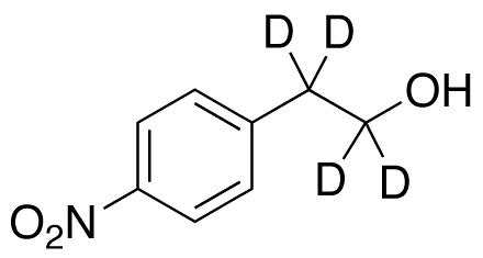 p-Nitrophenethyl Alcohol-d4