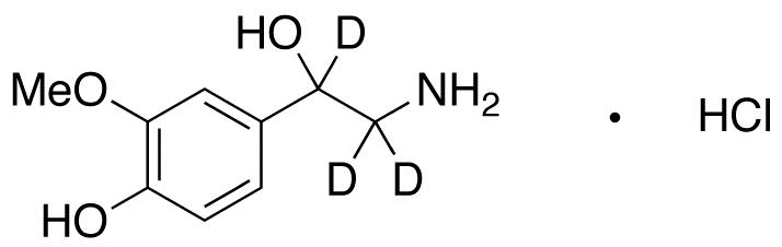 rac Normetanephrine-d3 Hydrochloride