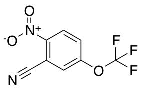 2-Nitro-5-(trifluoromethoxy)benzonitrile