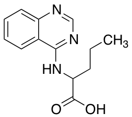 N-4-Quinazolinylnorvaline