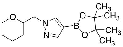 1-[(oxan-2-yl)methyl]-4-(4,4,5,5-tetramethyl-1,3,2-dioxaborolan-2-yl)-1h-pyrazole