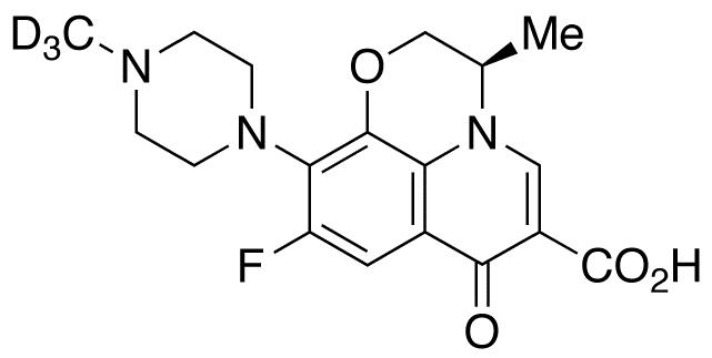 (R)-Ofloxacin-d3