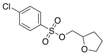 Oxolan-2-ylmethyl 4-chlorobenzene-1-sulfonate