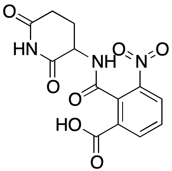 Pomalidomide N-Carbonyl-3-nitrobenzoic Acid