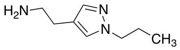 2-(1-Propyl-1h-pyrazol-4-yl)ethan-1-amine