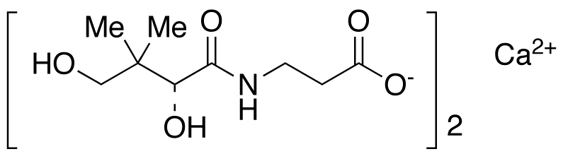 Pantothenic Acid Hemicalcium Salt