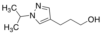 3-[1-(Propan-2-yl)-1h-pyrazol-4-yl]propan-1-ol