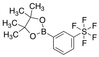 3-([Pentafluorothio)benzeneboronic acid pinacol ester