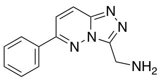 (6-phenyl-[1,2,4]triazolo[4,3-b]pyridazin-3-yl)methanamine
