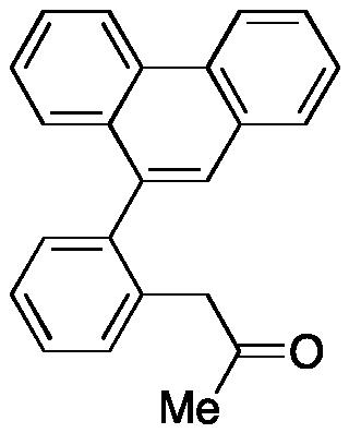 1-(2-(Phenanthren-9-yl)phenyl)propan-2-one