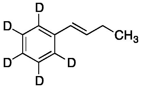 (E)-1-Phenyl-d5-1-butene
