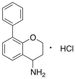 8-Phenyl-3,4-dihydro-2H-1-benzopyran-4-amine Hydrochloride