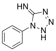 1-phenyl-1H-1,2,3,4-tetrazol-5-amine