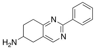 2-phenyl-5,6,7,8-tetrahydroquinazolin-6-amine