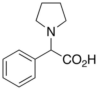 α-Phenyl-1-pyrrolidineacetic Acid