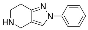 2-Phenyl-4,5,6,7-tetrahydro-2H-pyrazolo[4,3-C]pyridine
