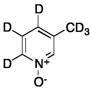 3-Picoline-d6 1-Oxide
