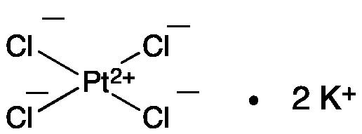 Potassium Tetrachloroplatinum(II)