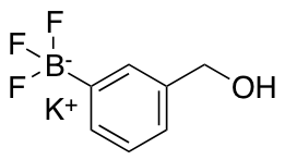 Potassium (3-(Hydroxymethyl)phenyl)trifluoroborate