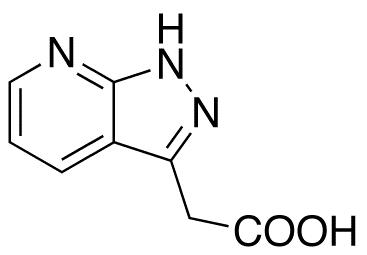 1H-Pyrazolo[3,4-b]pyridine-3-acetic Acid