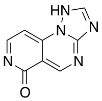 pyrido[3,4-e][1,2,4]triazolo[1,5-a]pyrimidin-6(7H)-one