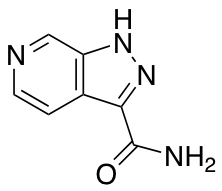 1H-Pyrazolo[3,4-c]pyridine-3-carboxamide