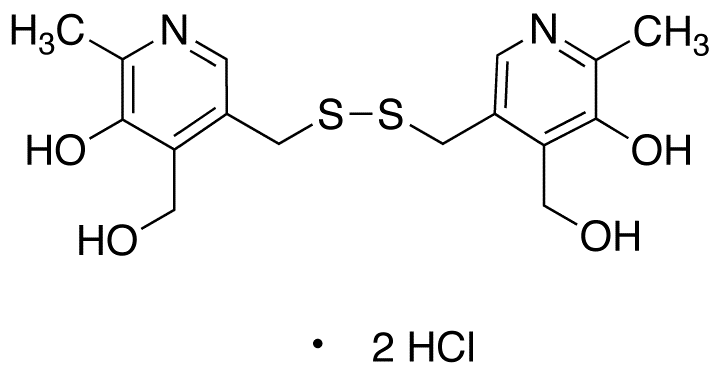 Pyrithioxine Hydrochloride