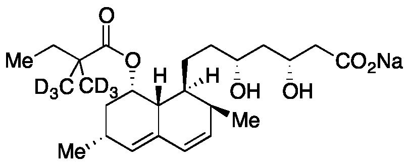 Simvastatin-d6 Hydroxy Acid Sodium Salt