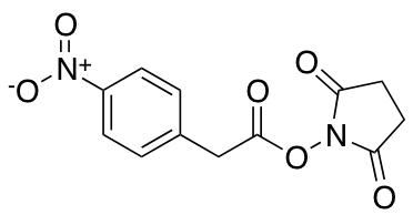 N-Succinimidyl 4-Nitrophenylacetate