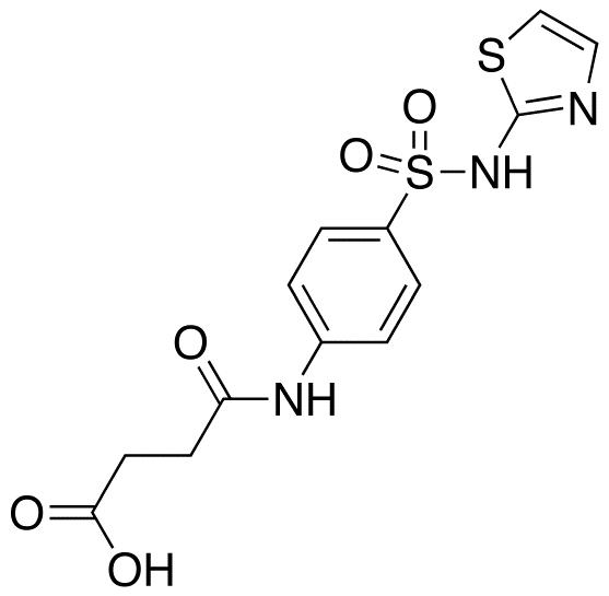 Succinylsulfathiazole