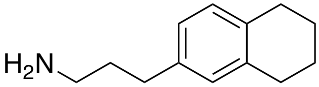 3-(5,6,7,8-tetrahydronaphthalen-2-yl)propan-1-amine