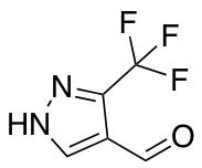3-(Trifluoromethyl)-1H-pyrazole-4-carboxaldehyde