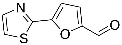 5-(thiazol-2-yl)furan-2-carbaldehyde