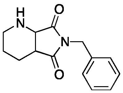 Tetrahydro-6-(phenylmethyl)-1H-pyrrolo[3,4-b]pyridine-5,7(2H,6H)-dione
