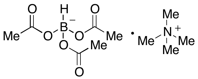 Tetramethylammonium Triacetoxyborohydride (>90%)