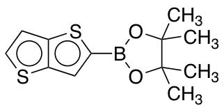 4,4,5,5-Tetramethyl-2-(thieno[3,2-b]thiophen-2-yl)-1,3,2-dioxaborolane