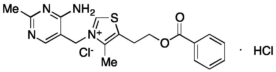 Thiamine Benzoate Hydrochloride