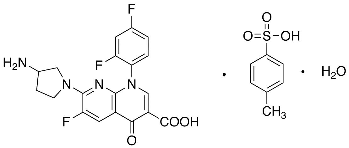 Tosufloxacin Toluenesulfonate Hydrate