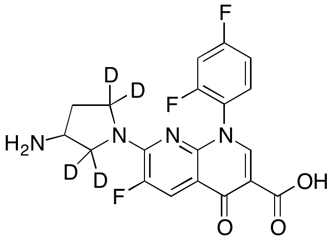 Tosufloxacin-d4