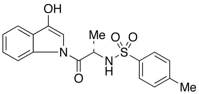 N-(Tosyl-L-alanyl)-3-hydroxyindole