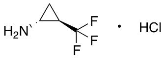 trans-2-(Trifluoromethyl)cyclopropanamine Hydrochloride