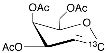 Tri-O-acetyl-D-[1-13C]galactal