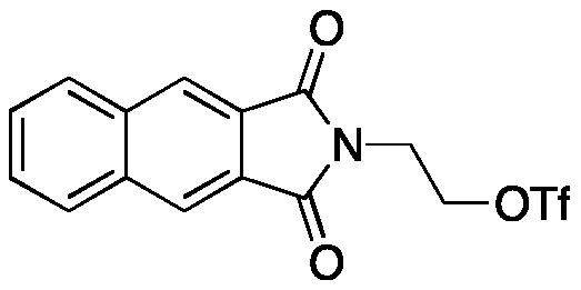 1,1,1-Trifluoromethanesulfonic Acid 2-(1,3-Dihydro-1,3-dioxo-2H-benz[f]isoindol-2-yl)ethyl Ester