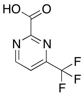 4-(Trifluoromethyl)-2-pyrimidinecarboxylic Acid
