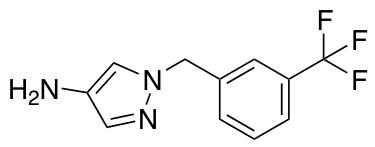 1-[3-(Trifluoromethyl)benzyl]-1H-pyrazol-4-amine